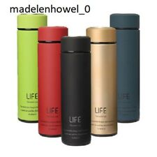 500ml Fashionable Stainless Steel Travel Mug Thermos Vacuum Flask Cup Bottle