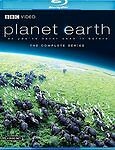 LIKE NEW! ~ Planet Earth ~ The Complete BBC Series (Blu-Ray 2007 4-Discs +Cover)