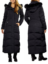 NEW!! 1 Madison Luxe Outwear Faux Fur Hood Detachable NWT!