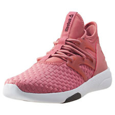 Reebok Hayasu Womens Trainers Rose New Shoes