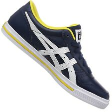 Asics Onitsuka Tiger Aaron d3c3y-5801 CASUAL SHOES TRAINERS Navy White 40/42,5