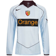 RC Lens Nike 3rd Jersey Long Sleeve 792141-457 France Football NEW