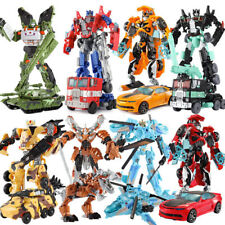 Transformers Autobots Optimus Prime Bumble Bee Classic Kids Action Figure Toy