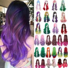 20% Off Cosplay Wigs Anime Costume Full Head Wigs Long Curly Straight Wave Ght53