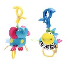 Elephant Crib/Stroller Hanging Rattle Toy