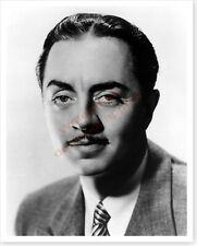 Hollywood Publicity Silver Halide Photo Movie Star Actor William Powell