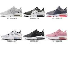 Nike Air Max Sequent 3 III GS Youth Junior Kids Women Running Shoes Pick 1