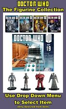 Eaglemoss The Doctor Who Figurine Collection - Magazine & Figurine - New