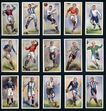 PLAYER'S Cigarette Cards FOOTBALLERS 1928 - Association & Rugby - Select A Card