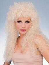 Rubie's Long Curly Blonde/Blond Party Costume Wig  SEXY HALLOWEEN