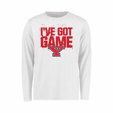 Youngstown State Penguins Youth White Got Game Long Sleeve T-Shirt