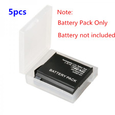5pcs Battery Case Protective Storage Box For Gopro Hero 6 5 Yi Sport Camera an