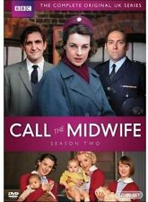 Call the Midwife: Second Season 2 Two (DVD, 2013, 3-Disc Set) Free Ship