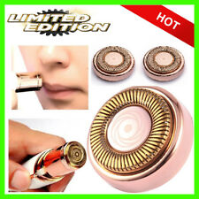 4 COUNT Finishing Touch Flawless Hair Remover Replacement Heads