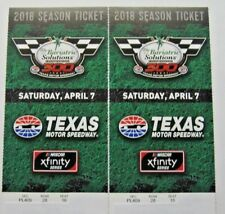 TEXAS MOTOR SPEEDWAY XFINITY BARIATRIC SOLUTIONS 300 APR 7,2018 NASCAR MONSTER