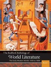 The Bedford Anthology of World Literature Book 6: The Twentieth Century, 1900-Th
