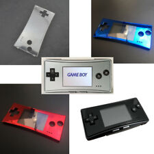 BRAND NEW Faceplate for Original Nintendo Game Boy Micro GBM PICK YOUR COLOR!