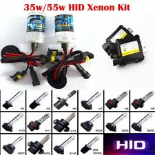 35W/55W H1 H3 H7 H11/H8/H9 H13 880/881 HID Xenon Kit Headlamp Fog Ballast Bulbs