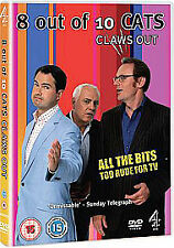 8 Out Of 10 Cats - Claws Out (DVD, 2006)  FREE POSTAGE