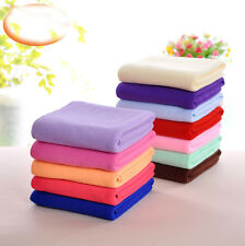 10Pcs Microfiber Drying Towel Car Cleaning Cloths Cloth Home Auto Care 40X40cm