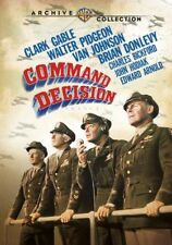 Command Decision, DVD, Edward Arnold, Walter Pidgeon, Van Johnson, Brian Donlevy