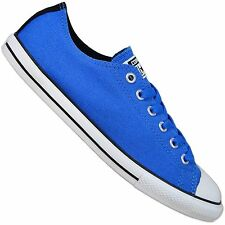Converse CT East Coater Star Chuck Taylor Ox Shoes Blue Women's Sneakers 37 38