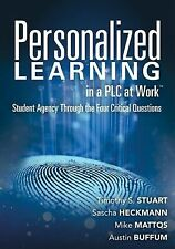 PERSONALIZED LEARNING IN A PLC - NEW BOOK