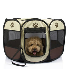 pet tent portable playpen dog folding crate dog house puppy kennel cat cage wate