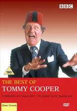 THE BEST OF TOMMY COOPER - BBC CLASSIC COMEDY -  DVD new and sealed