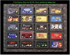 Nintendo GameBoy Advance GBA Game (Select Your Game-Price Varies) Lot #40