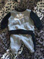 nike baby tracksuit Age 0/3months