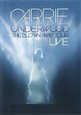 Carrie Underwood: The Blown Away Tour - Live DVD Region 1 888837609999