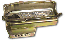 Kevko SB Chevy Modified Circle Track Sportsman Oil Pan 8 Quarts with Pan Pouch