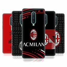 OFFICIAL AC MILAN 2018/19 CREST PATTERNS SOFT GEL CASE FOR AMAZON ASUS ONEPLUS