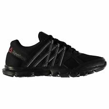 Reebok YourFlex 8 Trainers Mens Black/Black/Black Sports Shoes Sneakers Footwear