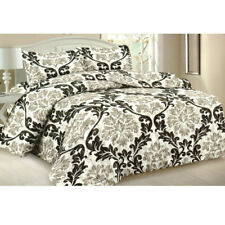 Todd Linens Queen 3 Pcs Quilt Set Soft Quilted Bedding - Coverlet+2 Pillow Shams