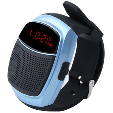 Outdoor Multifunctional Wireless Bluetooth Watch Speaker With LCD Display
