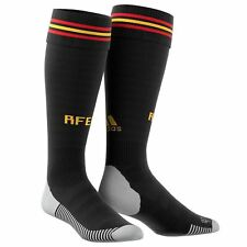 adidas Spain Home Socks FIFA World Cup 2018 Black/Gold Football Soccer