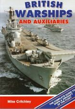 British Warships and Auxiliaries 1997-98, , Used; Good Book