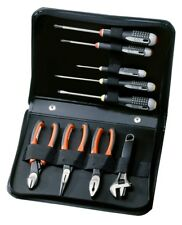 Bahco 9845 9 Piece Electricians Tool Kit