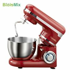 Stainless Steel Bowl 1200W 6-speed Household Kitchen Electric Food Stand 4L