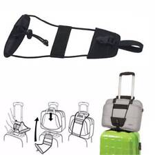 Adjustable Belt Suitcase Travel Luggage Add A Bag Strap Bungee Carry On Strap