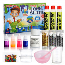 Slime Kit, Original Make Your Own Slime, DIY Slime Making Kits for Girls and
