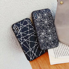 TPU-Cobweb Cover Case For Apple iPhone 6 6S 7 8 Plus XS Max XR X