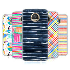 OFFICIAL NINOLA GEOMETRIC SOFT GEL CASE FOR MOTOROLA PHONES