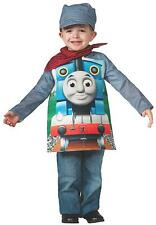 Rubies Thomas and Friends, Deluxe Thomas the Tank Engine and Engineer Costume, C