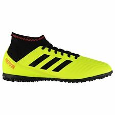 adidas Predator Tango 18.3 Astro Football Trainers Juniors Yellow Soccer Shoes