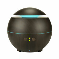 Large Orb Essential Oil Diffuser, 600ml Daroma Aromatherapy Cool Mist Humidifier
