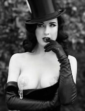 192518 Dita Von Teese Sexy Actor Star Decor Wall Print Poster