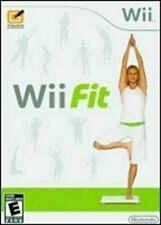 Wii Fit - Original Nintendo Wii game